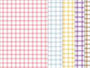 Adorable gingham papera free scrapbooking pages printable