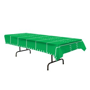 football field tablecloth from Amazon
