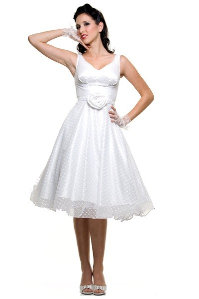 Stop_Staring_1950s_Style_White_Polka_Dot_Mesh_Grace_Wedding_Dress