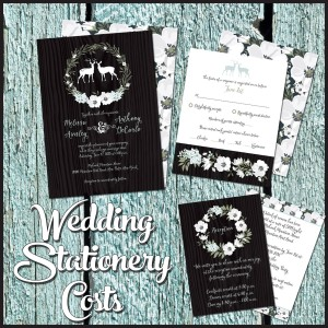 wedding invitation costs