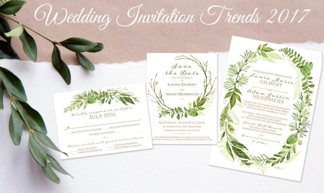 5 Wedding Invitation Trends That Will Spark Your Imagination