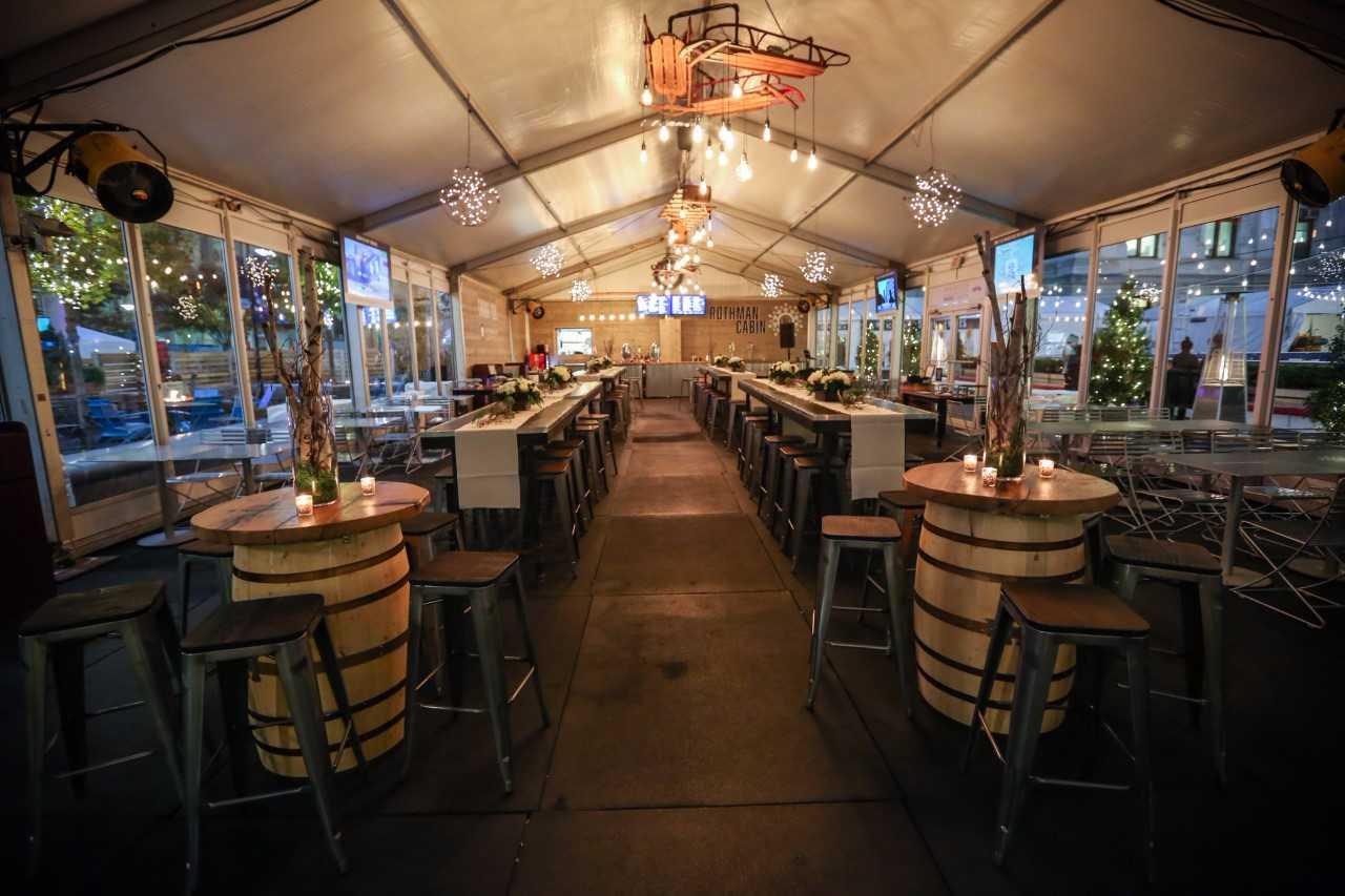 Rothman Institute Cabin Wedding Venue In Philadelphia Partyspace
