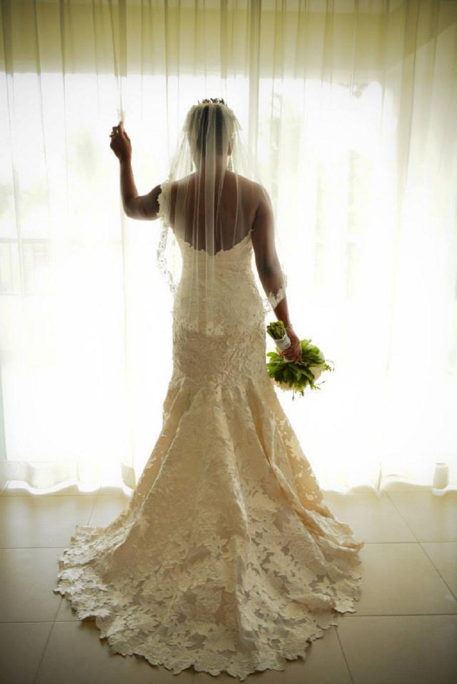 Formal Dress Winter Wedding