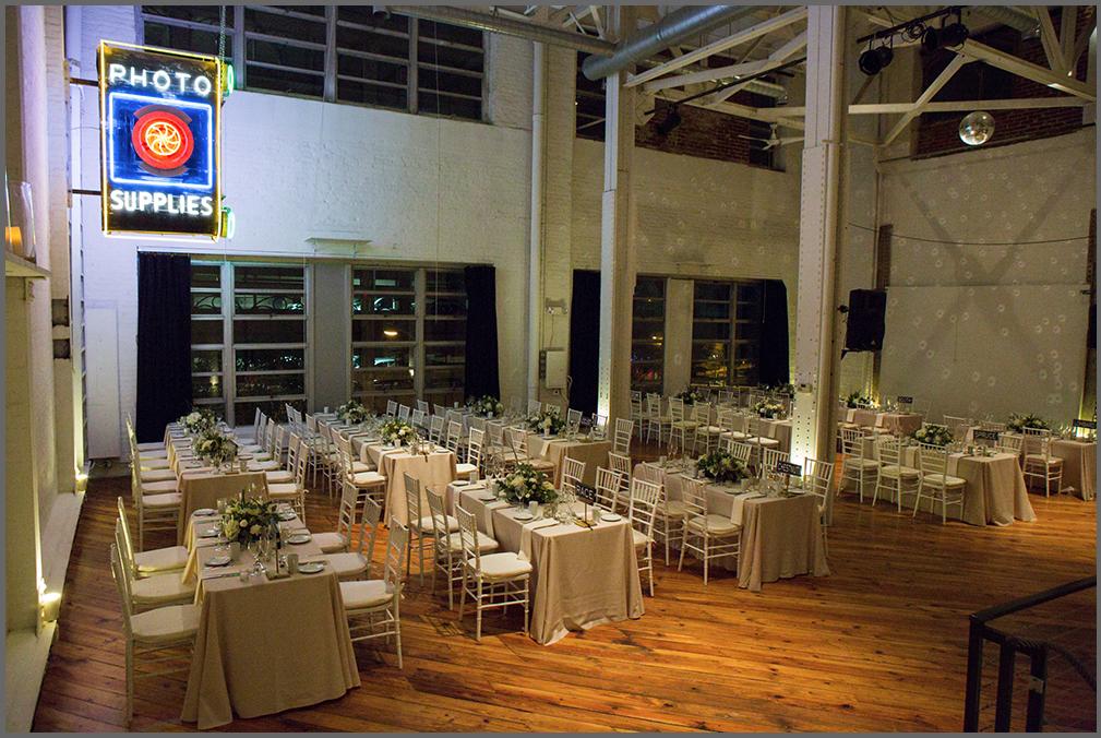 Power Plant Productions Wedding Venue In Philadelphia