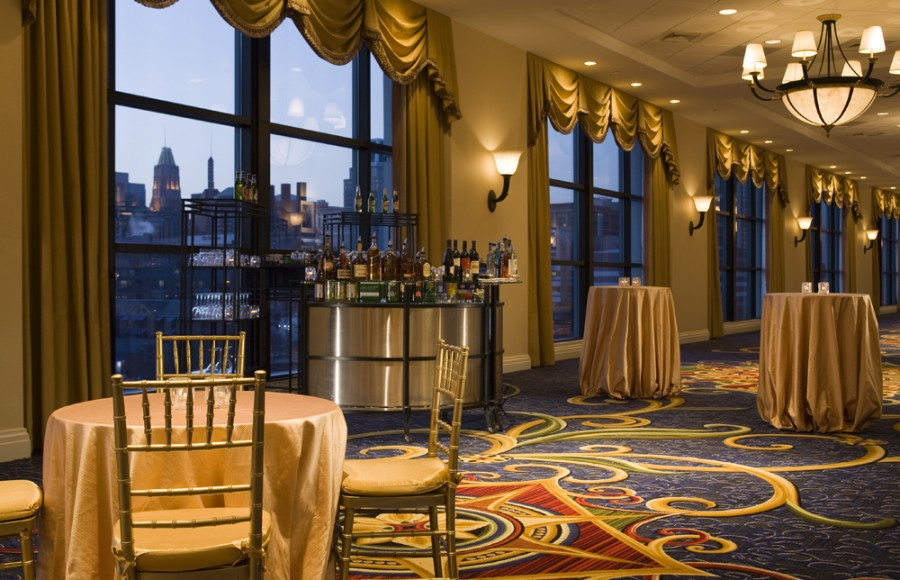 Baltimore Marriott Waterfront Wedding Venue In Baltimore Partyspace