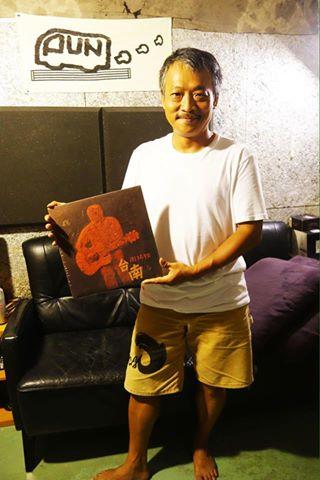 謝銘祐金曲專輯《台南》發行黑膠 未宣傳銷售即創佳績