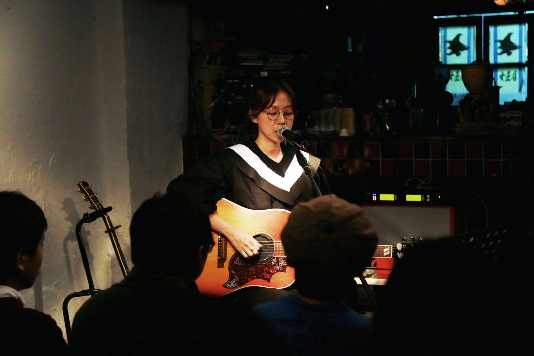 陳綺貞女巫店演唱 萬人瘋搶百張門票