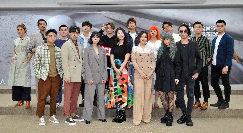 金曲國際音樂節演出卡司公布 金曲歌手與虛擬偶像首度跨界合作