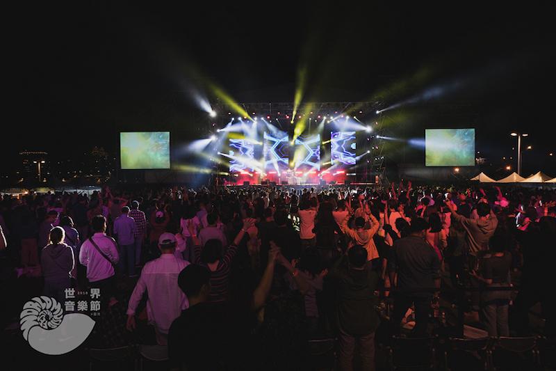 音樂頭上動土 帶眼球一起狂想 2019 年最吸睛的戶外音樂節——世界音樂節