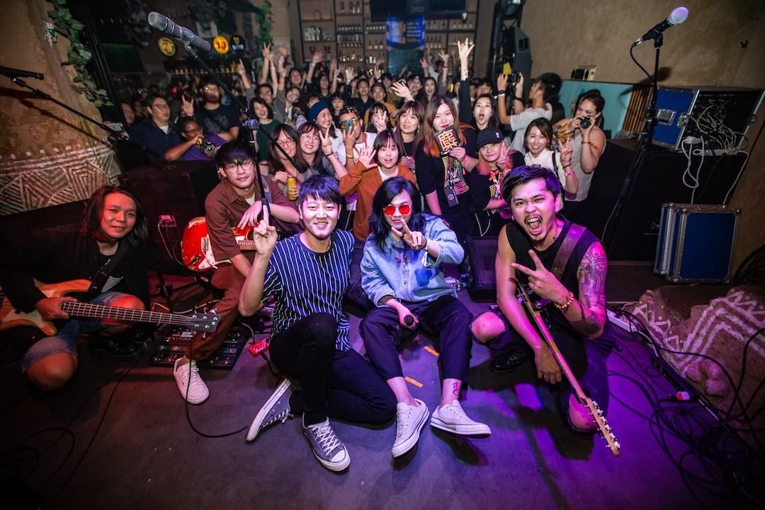 台灣樂團進軍韓國音樂節 席捲台流風潮