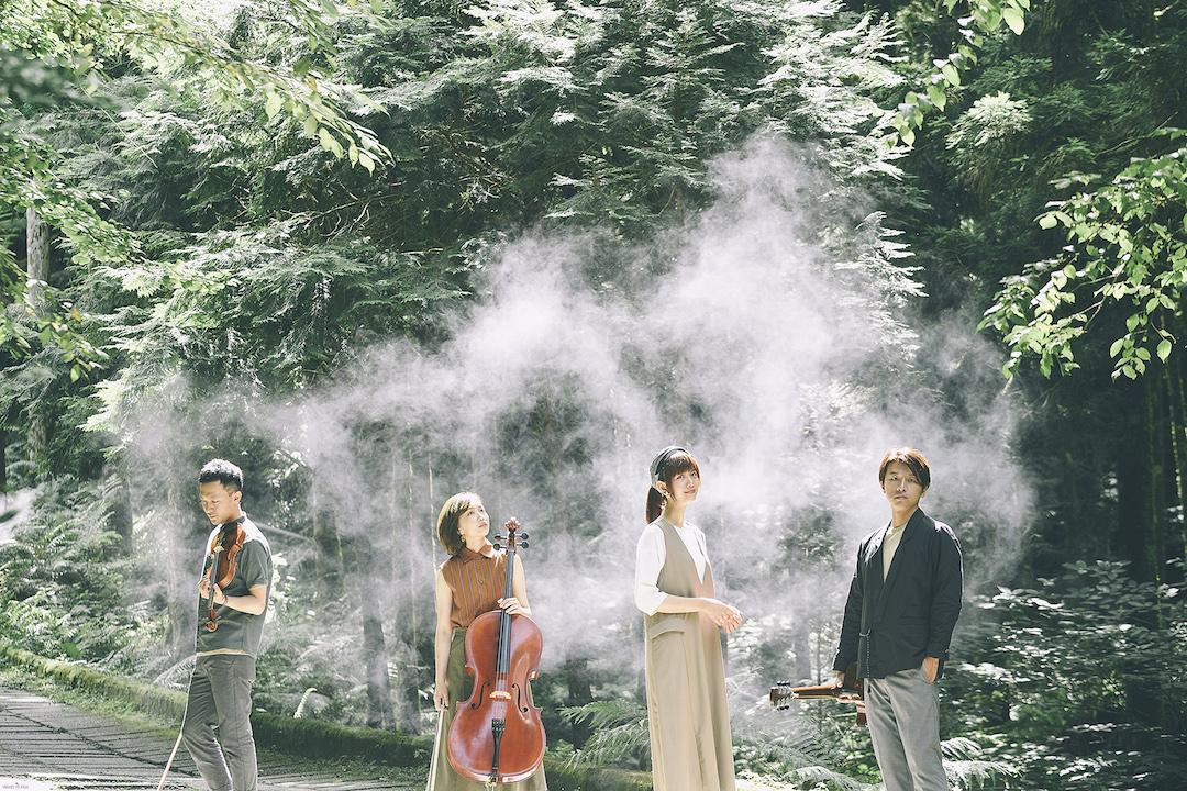 自然系樂團 Cicada 推出新專輯 這次將帶你從大海走向山林