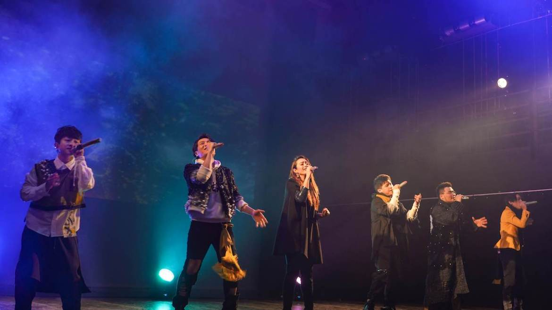 VOX玩聲樂團台北開唱 月底將赴歐亞演出