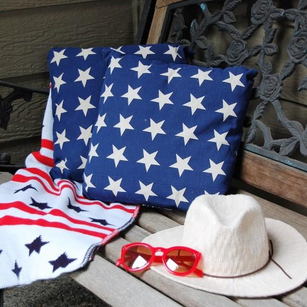 Porch Sittin'…American Dreamin'
