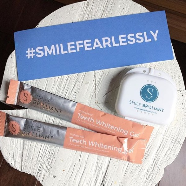 Professional Teeth Whitening at Home….plus Giveaway!