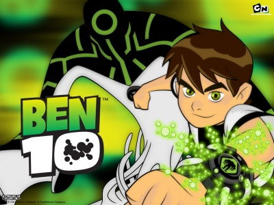 ben 10 birthday card card design template