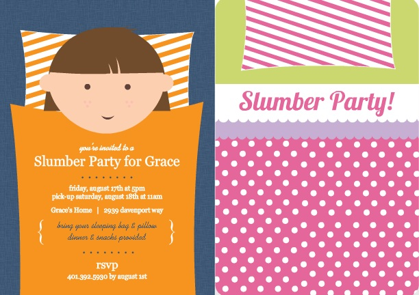 sleepover games and slumber party ideas