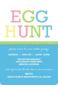 Easter egg hunt party invitation wording merry christmas and happy easter egg hunt party invitation wording stopboris Image collections