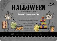 fun wording for halloween invitations