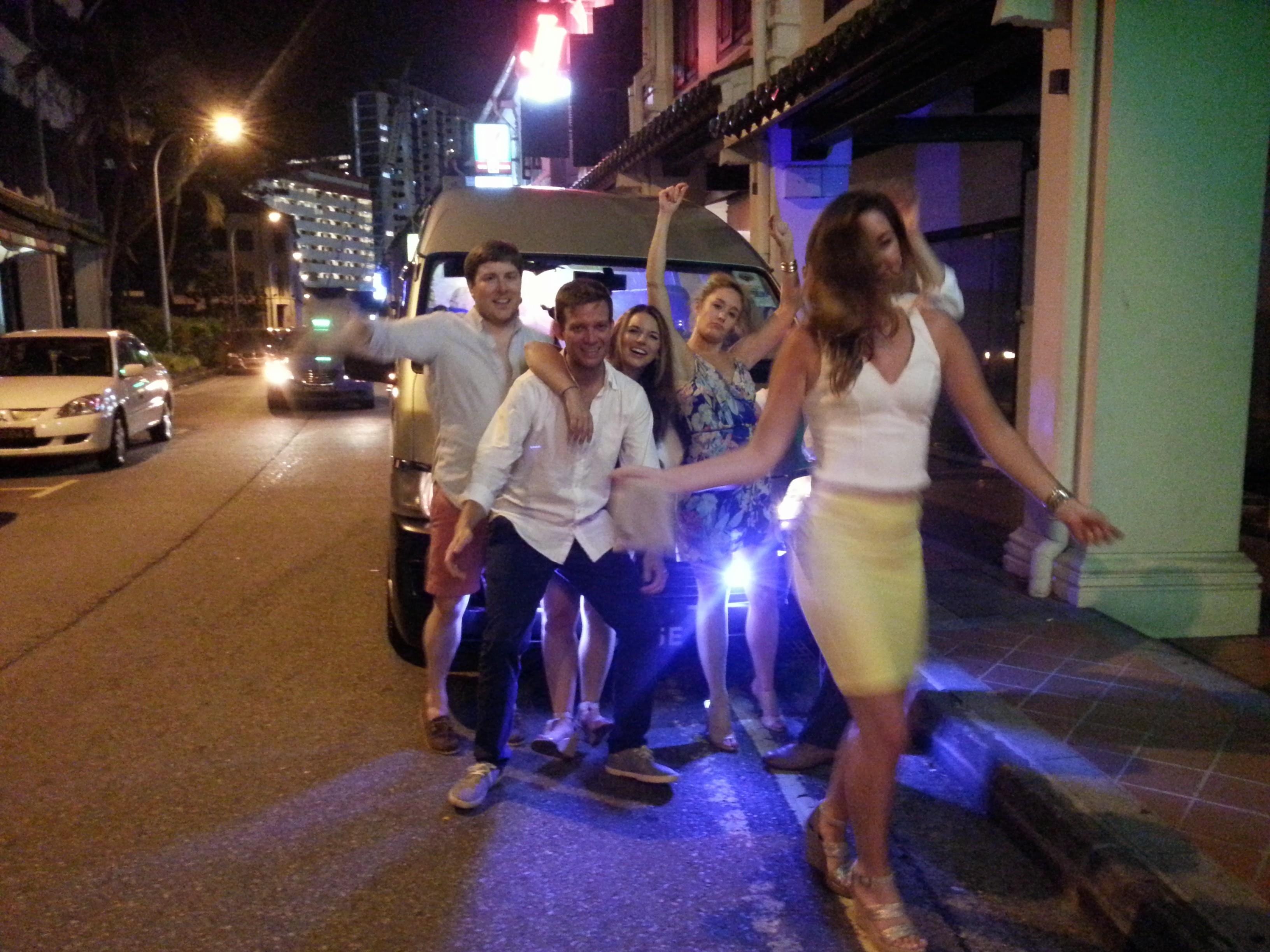Party Bus Singapore
