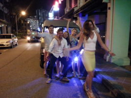 Party Bus Pub Crawl Singapore