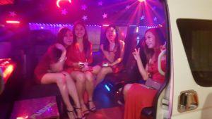 Bachelorette Party Bus Singapore