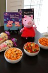 Peppa Pig, Books and snacks for everybody