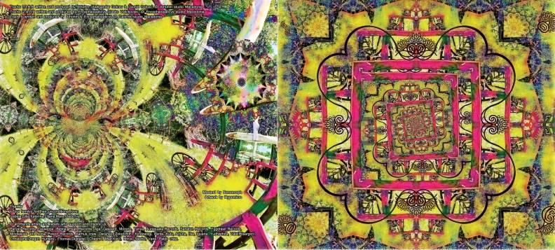 Split Album - Atriohm & Encephalopaticys - Ukalen - prvcd17 - image