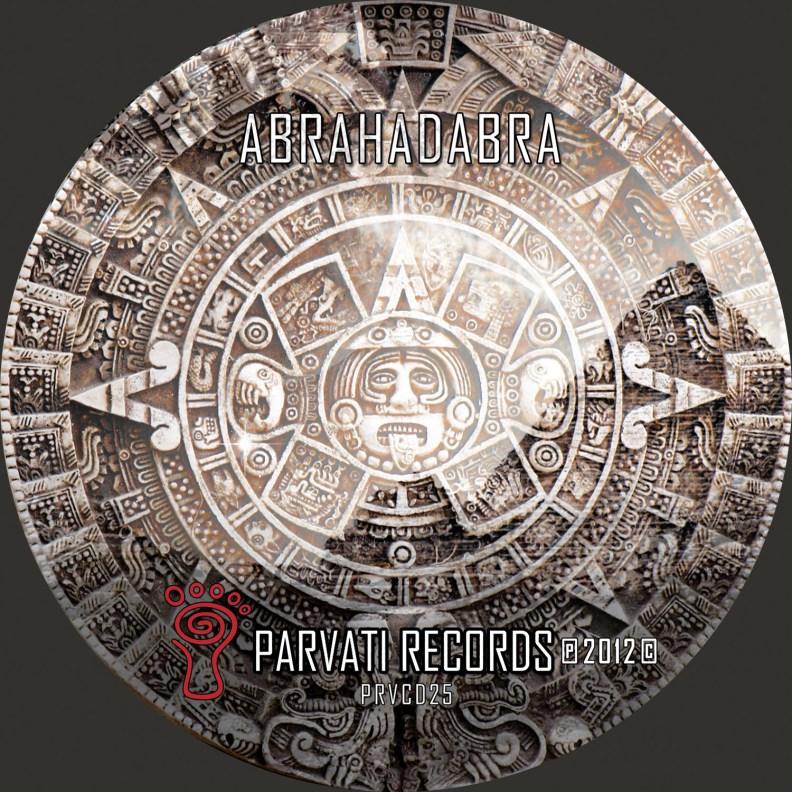 Abrahadabra - Abrahadabra - prvcd25 - CD image