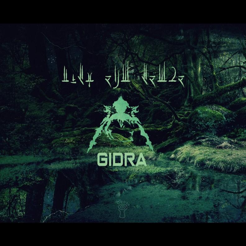 Gidra - Enter The Grid - prvdg28 - front cover