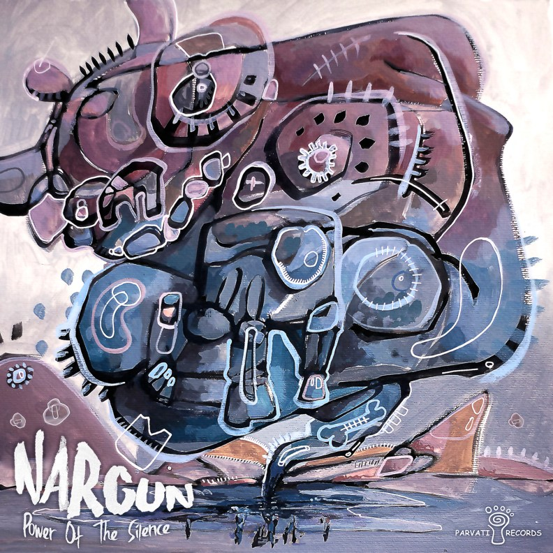 Nargun - Power of The Silence - prvda06 - front cover