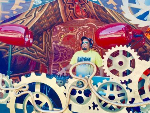 Flipknot - Parvati Records artist - profile photo