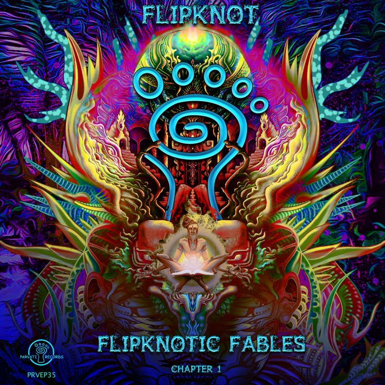 Flipknot - Flipknotic Fables - prvep35 - front cover