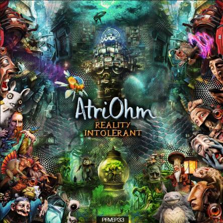 Atriohm - Reality Intolerant - prvep33 - featured image