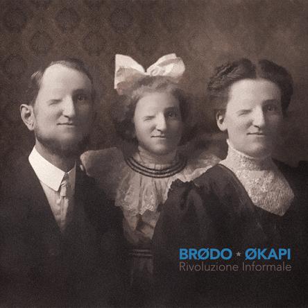 Brødo and Okapi - Rivoluzione Informale - prvorbep02 - featured image