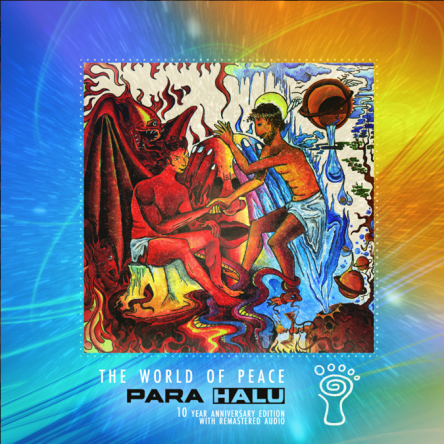 Para Halu - The World of Peace - Remastered - prvdg10 - featured image
