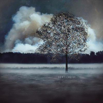 Vertical - Vertical II - Parvati Records EP - prvep16 - featured image