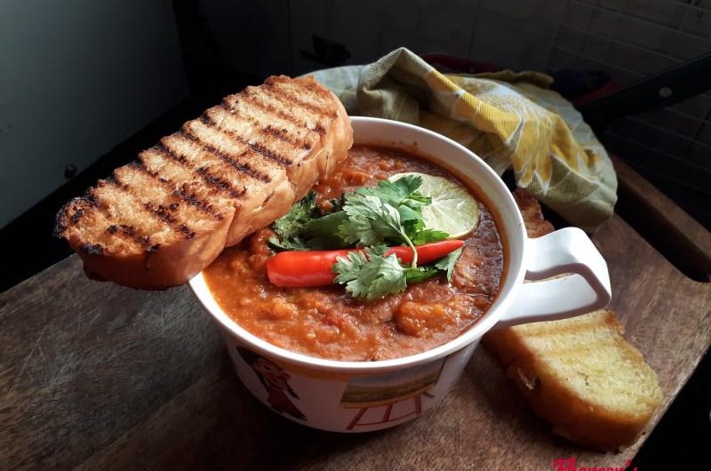 Soup maker Pav Bhaji masala