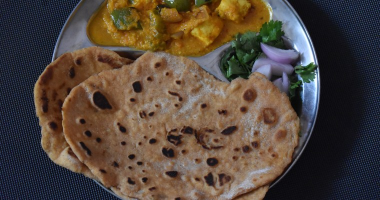 Easy No Yeast Whole Wheatmeal Naan