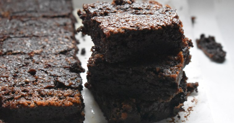 Best Ever Brown Butter Fudge Brownies