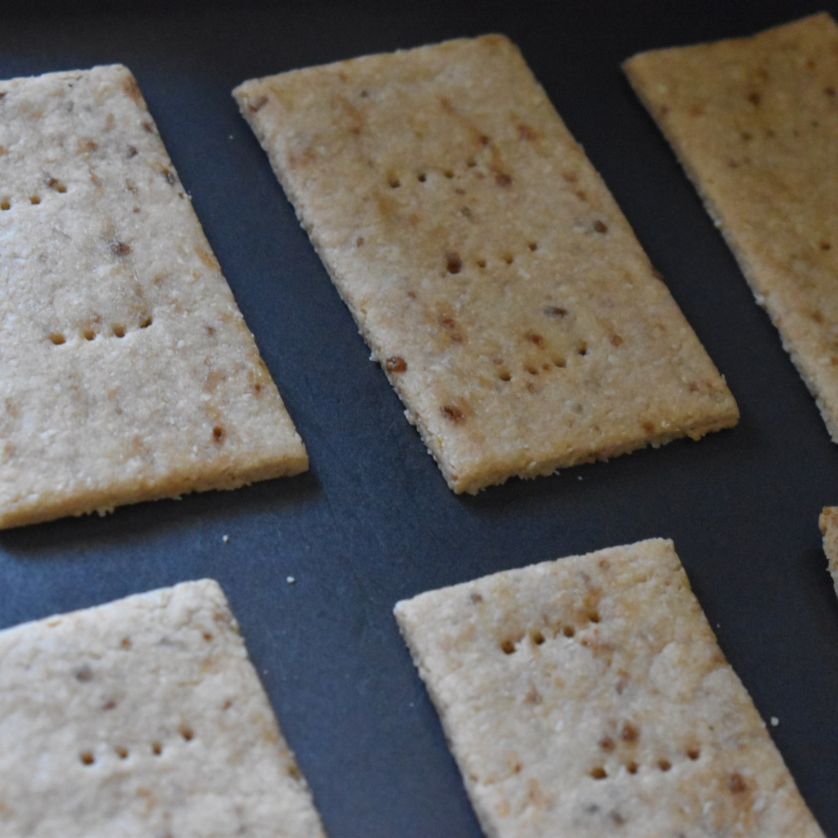 Coconut Crackers - Parveenskitchen.com