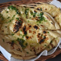 Naan Bread without Tandoor
