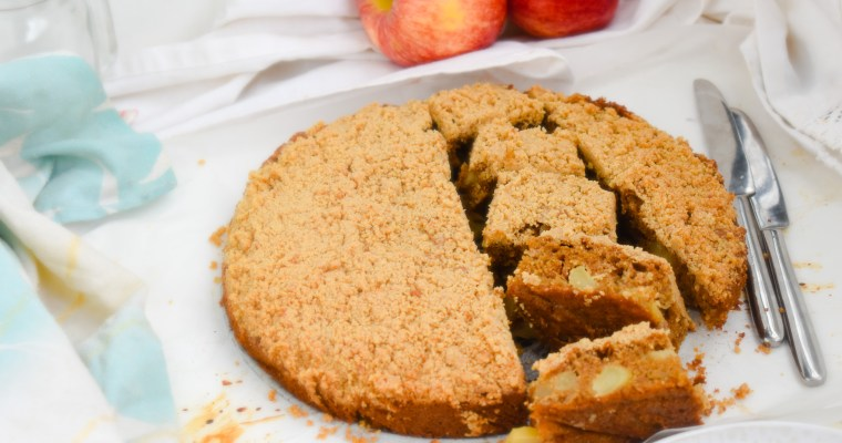 Delicious Apple Buckle