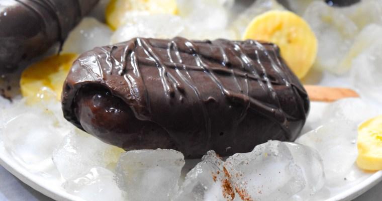 Chocolate NICE Cream Bars