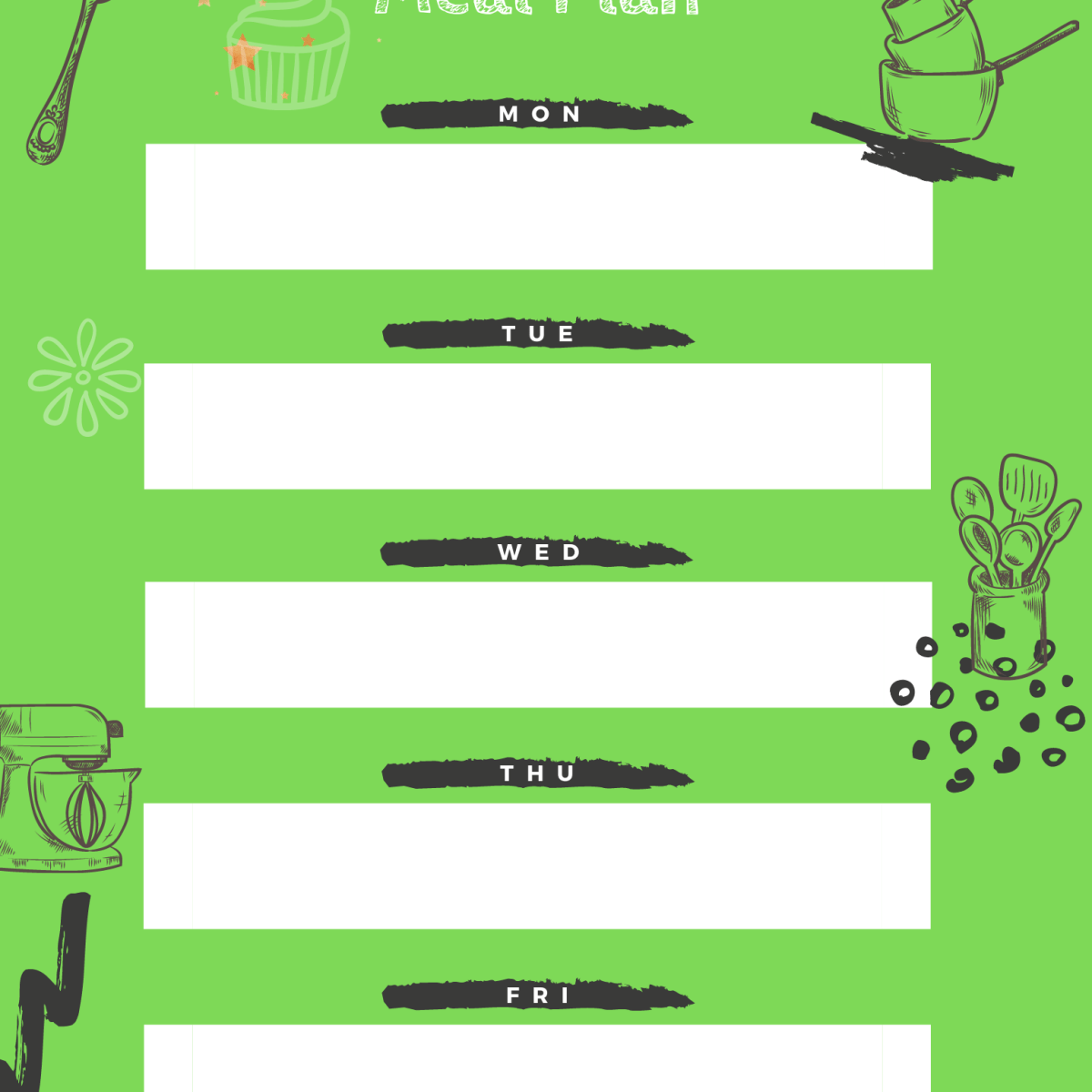 Green Meal Planner