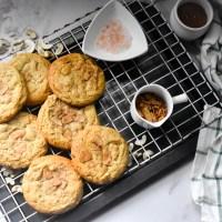 Healthier Cashew Butter Coconut Cookies