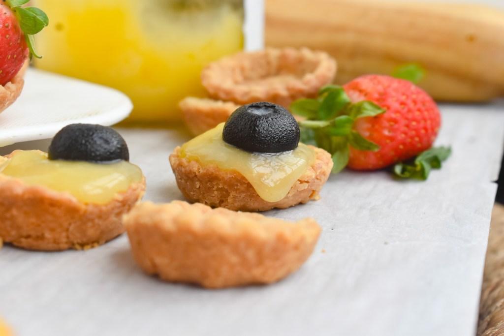 Easy Mini Lemon Tarts : Idea & Pics only-Parveenskitchen.com