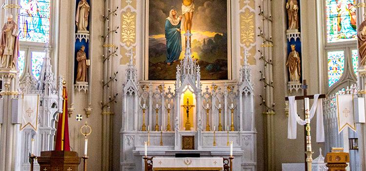 Sacrements de l'Eglise catholique