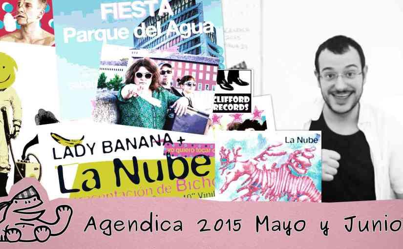 Agendica Junio 2015