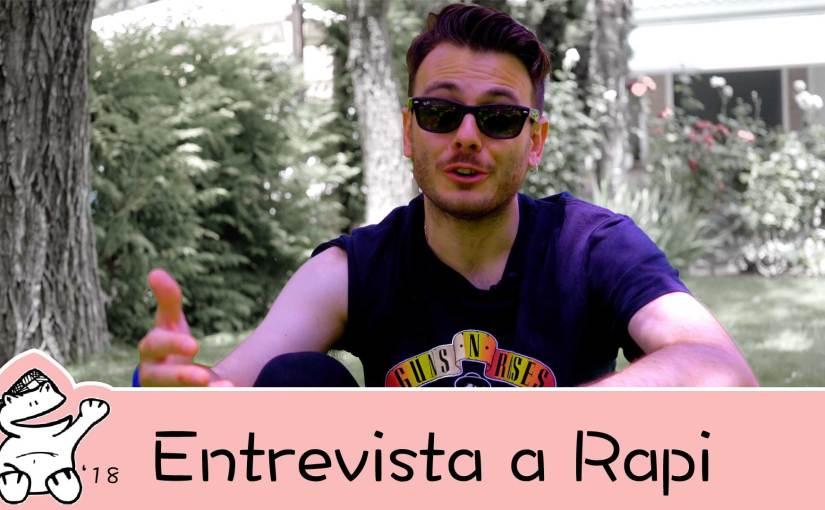 Entrevista a Rapi