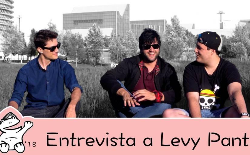 Entrevista a Levy Pants